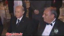 Devlet Bahçeli, Tuğrul Türkeş'in Nikah Şahidi Oldu