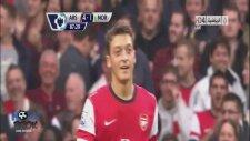 Arsenal 4 -1 Norwich City (Maç Özeti)