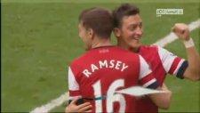 Arsenal 4-1 Norwich City (Maç Özeti)