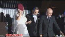 Bahçeli, Türkeş'in Nikah Şahidi Oldu