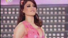 Haifa Wehbe - Ehsasi Ana Beek (Star Academy 8 Singing)