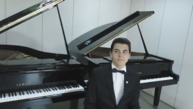 Tolga Çandar - Kerimoğlu Zeybeği Piyano Resitali Muğla Yöresi Türküsü Oyun Havası