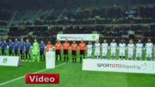 Kayseri Erciyesspor 1 Fenerbahçe 2 (Maç özeti)