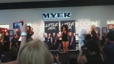 Little Mix Performing Move!