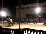 Kılıç Sporları Ortaçağ Festivalinden Atlı Gösteri