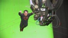 Man of Steel Kamera Arkası