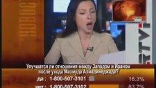 Rus bayan spiker esnerken