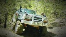 Toyota Landcruiser HDJ80 Offroad