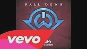 Will I Am - Feat. Miley Cyrus - Fall Down