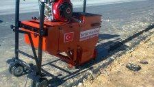 Asfalt Bordürü Makinası www.bormaksan.com.tr