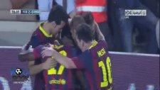 Barcelona 2-1 Real Madrid (Maç Özeti)