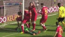 Golü kurtardı kendini kurtaramadı!