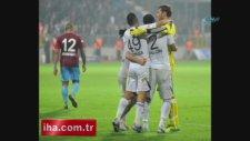 Kasımpaşa 3-2 Trabzonspor (Maçtan Kareler)