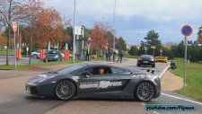 Lamborghini'den Başarısız Kalkış
