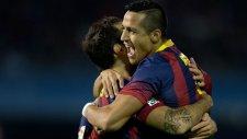 Celta Vigo 0 - 3 Barcelona (Maç Özeti)