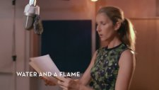 Celine Dion - Making Of (Water and a Flame)