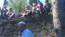 Esenli Köyü Muharrem Usta'nın Cenazesi