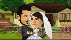 Beren Saat ve Kenan Doğulu Düğün (amatorler)