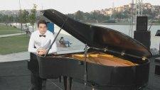 Çiftetelli Oyun Havası Akdeniz Çukurova Bölgesi Adana Çifte Telli Ay Doğar Ayazlanır Piyano Dinleti