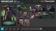 Star Trek: Nemesis Kaptanın Diyalog Sahnesi