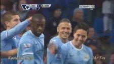 Manchester City 7-0 Norwich City (Maç Özeti)
