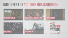 Naughty Boy Music Awards Breakthrough