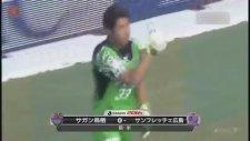 Bu Gol Fizik Kurallarına Aykırı Gol!