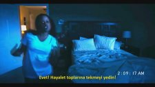 Anormal Aktivite Türkçe Altyazılı Fragmanı