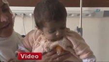 Karaciğer Nakli Yapılan Fırat Bebek Sağlığına Kavuştu