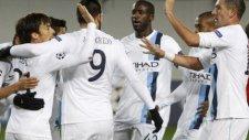 Manchester City 5-2 CSKA Moskova (Maç Özeti)
