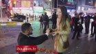 Trabzon'da süpriz evlenme teklifi