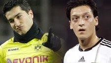 Nuri Şahin'den Mesut Özil'e Süper Çalım