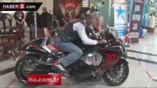 Yurdum İnsanının Çift Direksiyonlu Motosiklet İcadı