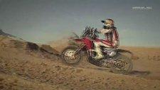 2014 Honda CRF450 Rally - Victory in Morocco Rally