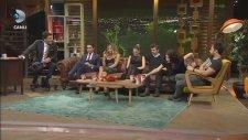 İvana Sert'in Türkçe Hocası Skeci (Beyaz Show)