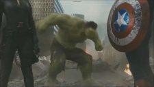 The Avengers 2: Age Of Ultron (Right) Yenilmezler 2: Ultron Çağı Full HD