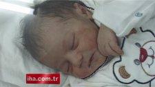 Karaman'da yeni doğmuş bebeği cami bahçesine terk ettiler