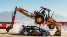 Ken Block Gymkhana 6 - Need For Speed