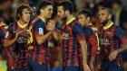 Real Betis 1-4 Barcelona (Maç Özeti)