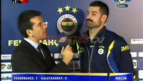 """Volkan Demirel """"Penaltıyı Ben Kurtarmadım, Melo Atamadı"""""""