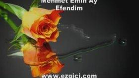 Mehmet Emin Ay - Efendim
