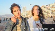 Sokak Röportajları - Kız Ve Erkek Öğrencilerin Bir Arada Yaşaması Yasaklanmalı Mı?