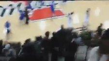 Yanlış Potaya Basket Atıp Maçı Kaybetmek
