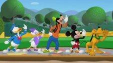 Mickey Mouse Klüp Evi (Fare Egzersizleri) -  Çizgi Film
