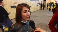 Türk Kızları Neden 2. Plana Atılıyor - Sokak Röportajları