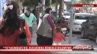 Mersin'de Kucağında bebekle dilenen 15 yaşındaki kız