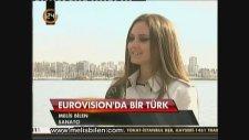 Melis Bilen - Kanal 24 Ana Haber Bülteni (11 Kasım 2013)