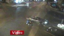Çanakkale Mobese Motorsiklet Kazaları