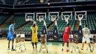 NBA Oyuncularından Müthiş Şov