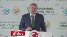 Başbakan Erdoğan: 'Biz çevreciyiz be'